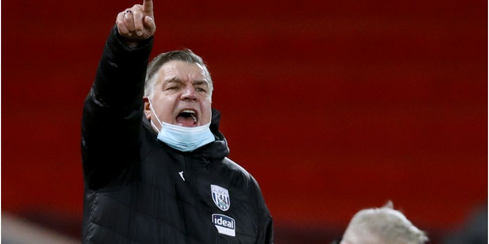 Allardyce Reacts As West Brom Hold Liverpool To A Draw At Anfield Newstalk