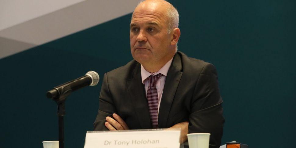 Dr Tony Holohan On Ireland's F...