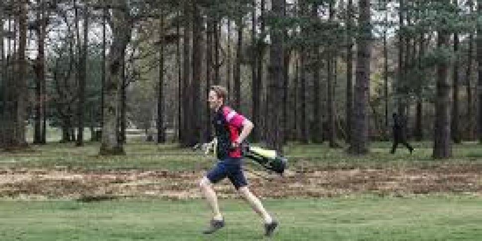The Sport of Speed Golf