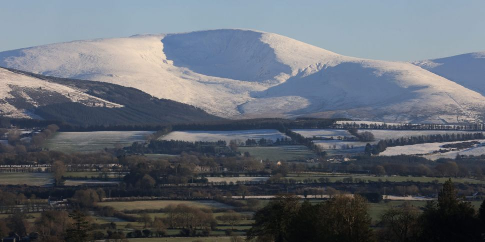 Wicklow Mountains see influx o...