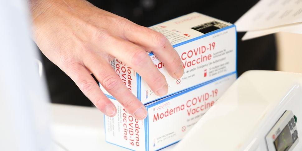 Moderna vaccine to be used 'im...