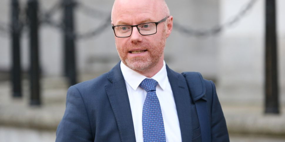 Stephen Donnelly, Minister for...