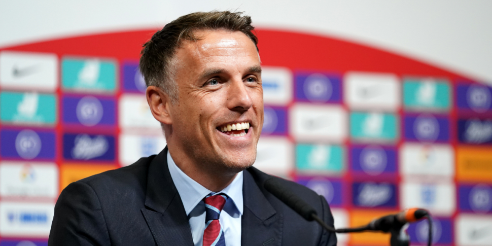 Phil Neville has officially qu...
