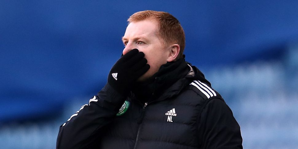 Lennon claims Celtic are being...