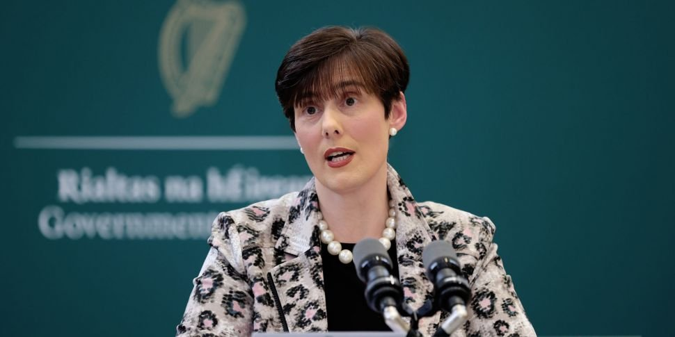 Minister Norma Foley On Specia...