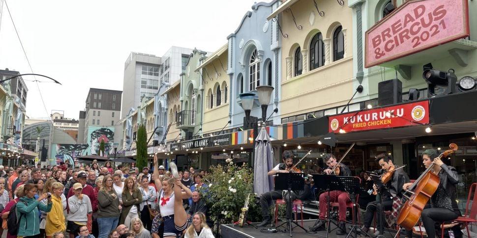 New Zealanders happy with stri...
