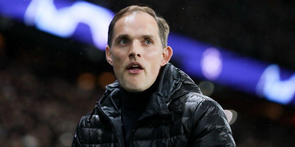 New Chelsea boss Thomas Tuchel...