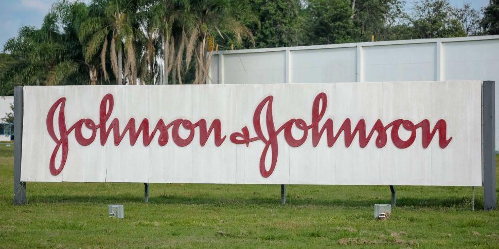 Johnson & Johnson says its one...
