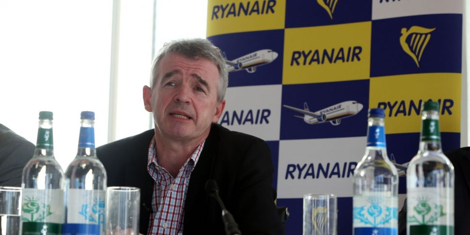 Michael O'Leary Give Us His Ta...