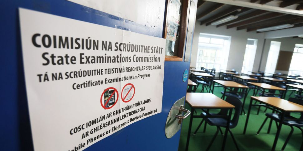 Leaving Cert students to get c...