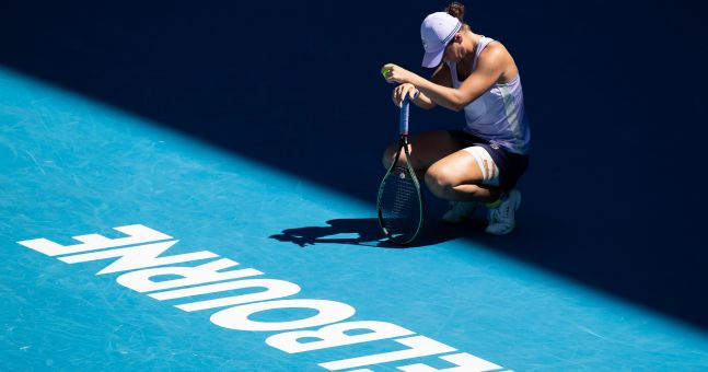 "Barty says she ""lost her way"" in Australian Open QF defeat to Muchova thumbnail"