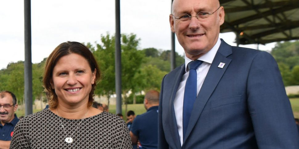 Sports Minister meets Laporte...