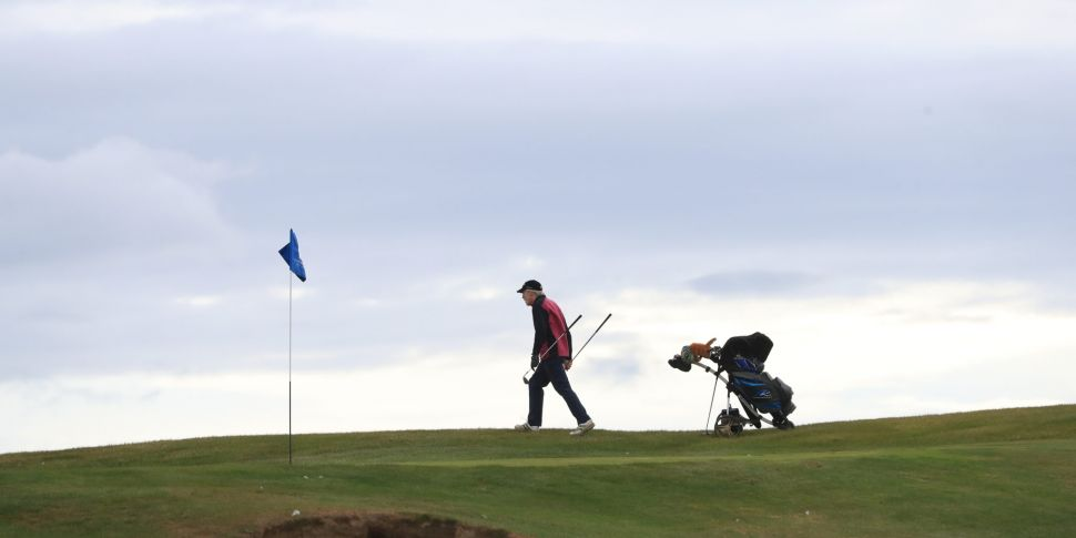 Golf and sea-swimming restrict...
