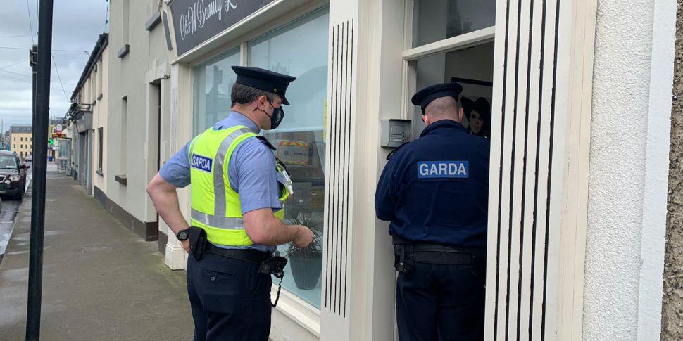 Gardaí arrive after Dublin bea...