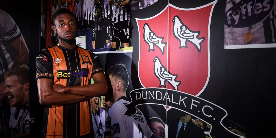Dundalk announce signing of fo...