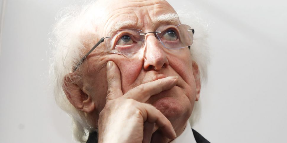 Michael D Higgins and the End...