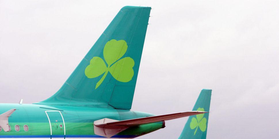 Aer Lingus lays off 129 Shanno...