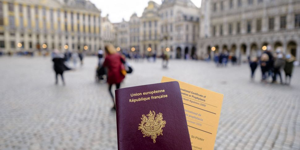EU To Propose Vaccine Passport...