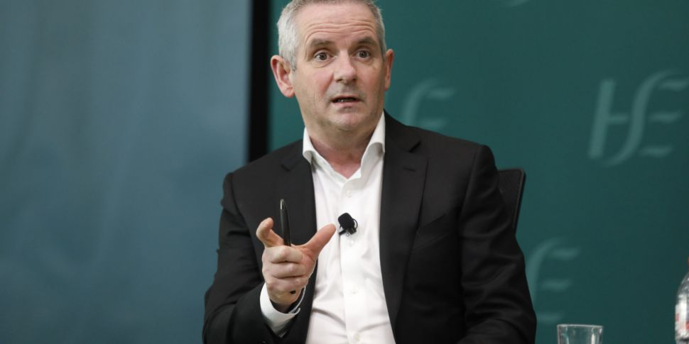 HSE CEO: Coronavirus vaccines...