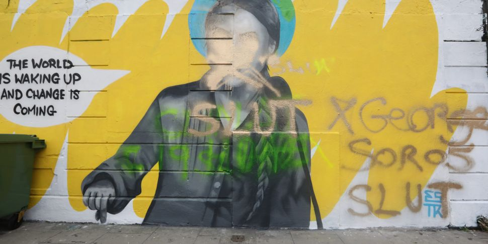 Artist criticises 'misogynist...