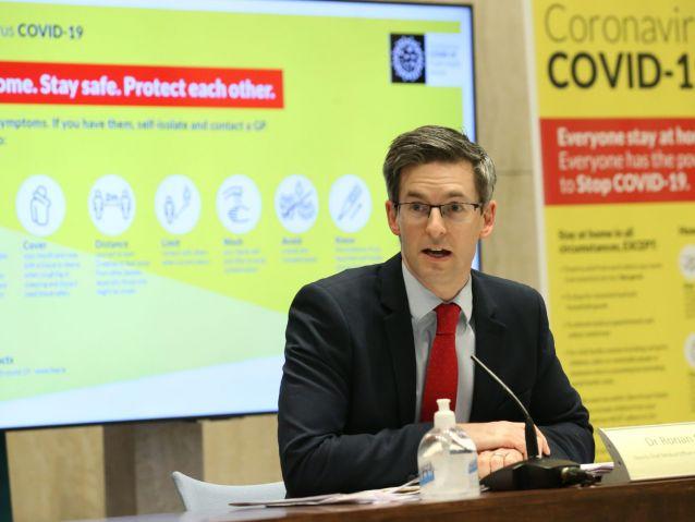 Coronavirus: 39 further deaths...