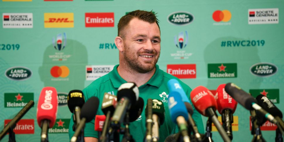 Cian Healy signs contract exte...