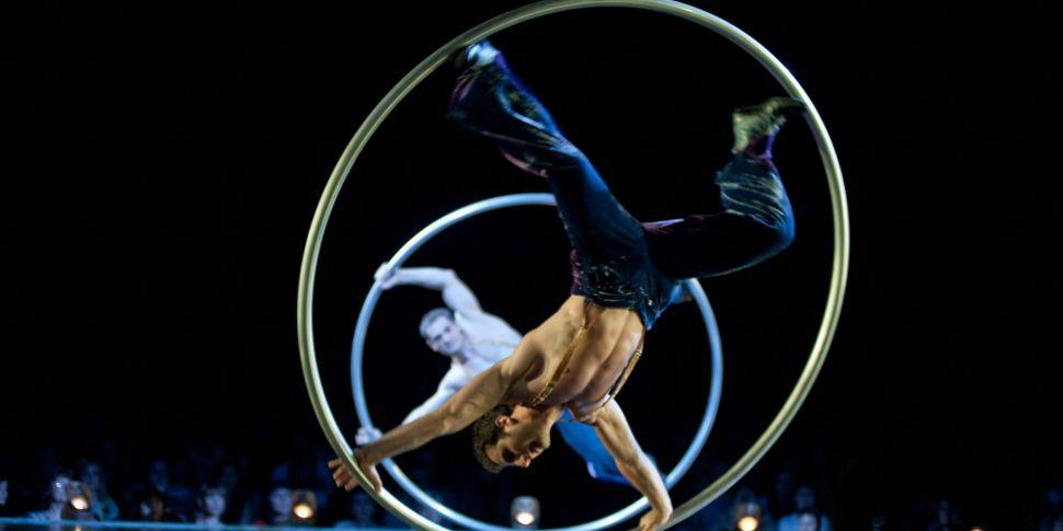 WIN: Family pass to Cirque du...