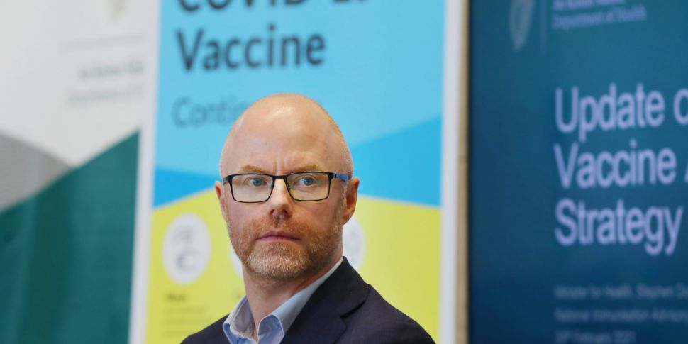 HSE to suspend vaccine operati...