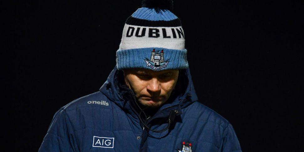 GAA: Dublin manager Dessie Far...