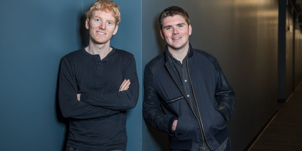 Stripe's Collison brothers hit...