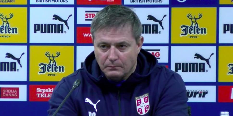 Serbia boss Stojkovic: Of cour...