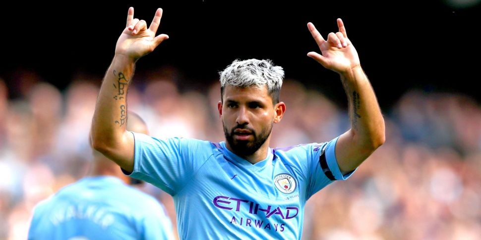 Sergio Aguero to leave Manches...