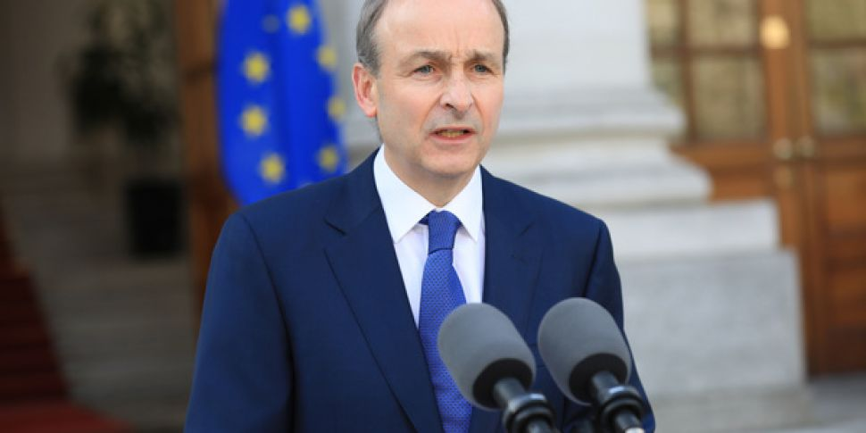 Taoiseach Announces Lockdown E...