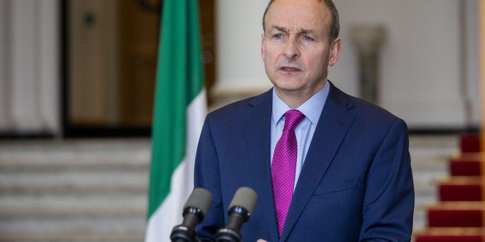 Reaction to An Taoiseach's Ann...
