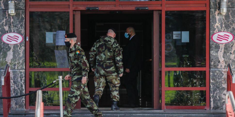 Mandatory hotel quarantine a '...