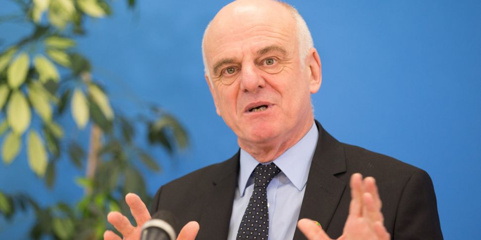WHO's David Nabarro Assesses I...