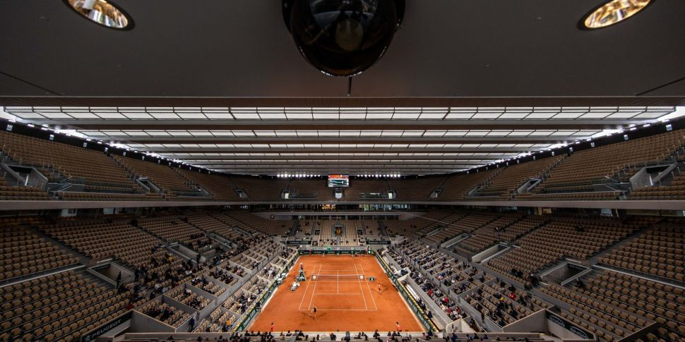 Reports: French Open court con...