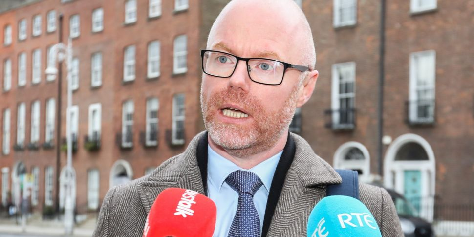 Donnelly: 'No proposals on the...