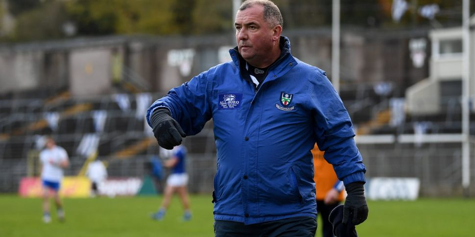 Monaghan GAA manager suspended...