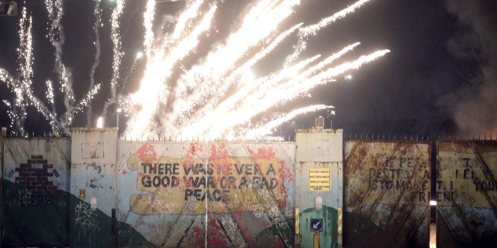 Northern Ireland unrest: 'I sa...