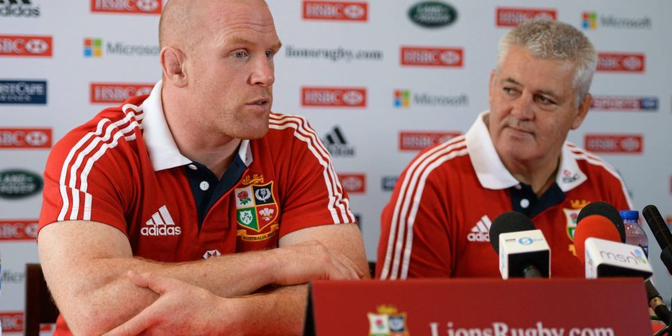 Gatland admits O'Connell could...