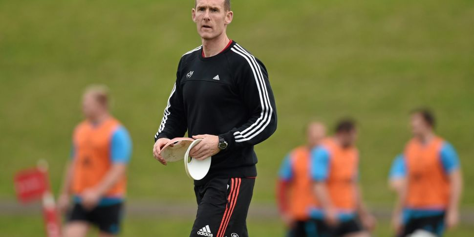 New appointment for Munster Ac...