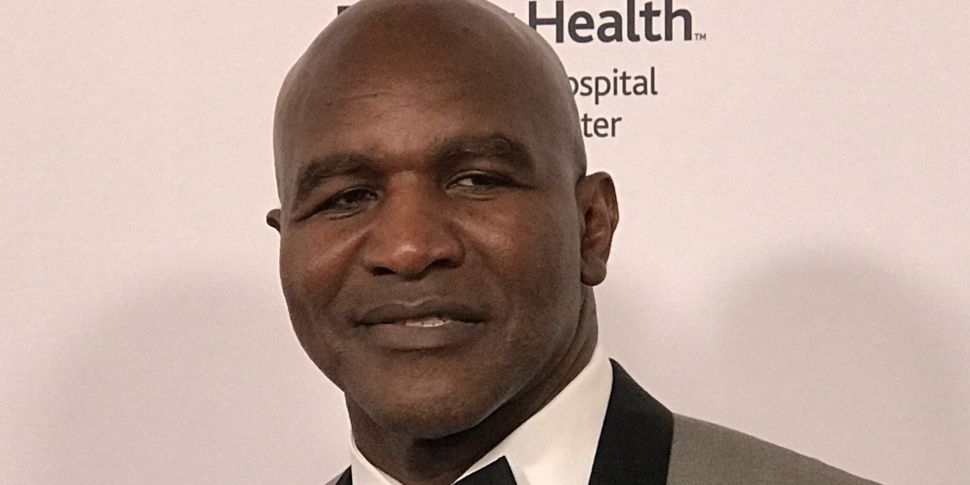 Confirmed: Holyfield to end de...