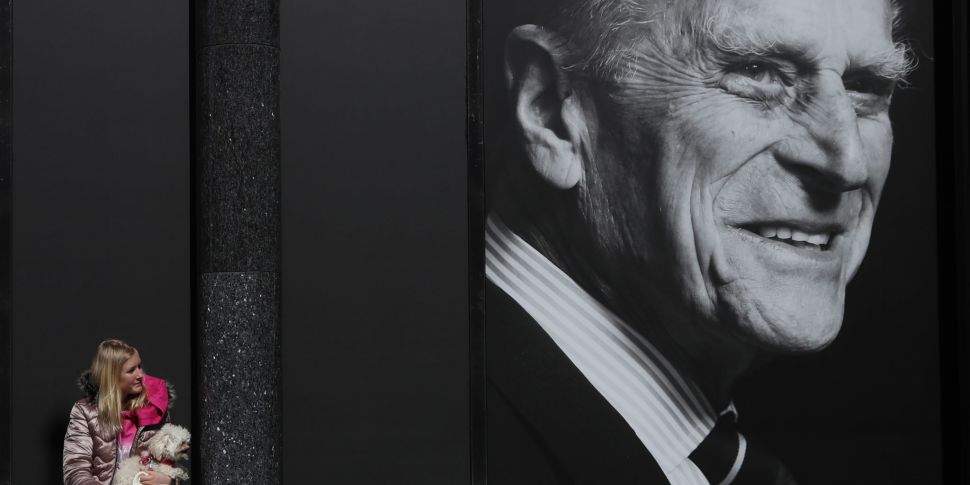 Prince Philip: Funeral to take...