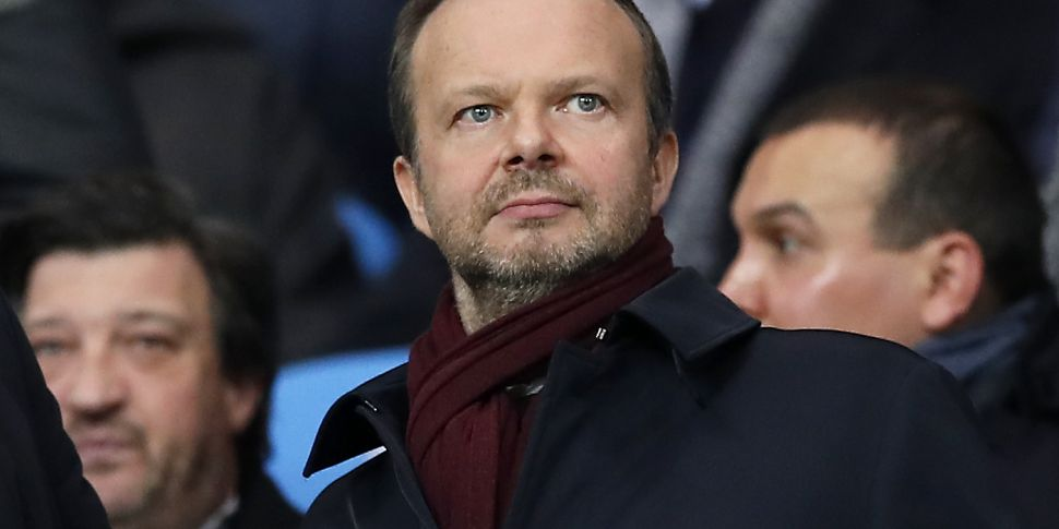 Woodward steps down from UEFA...