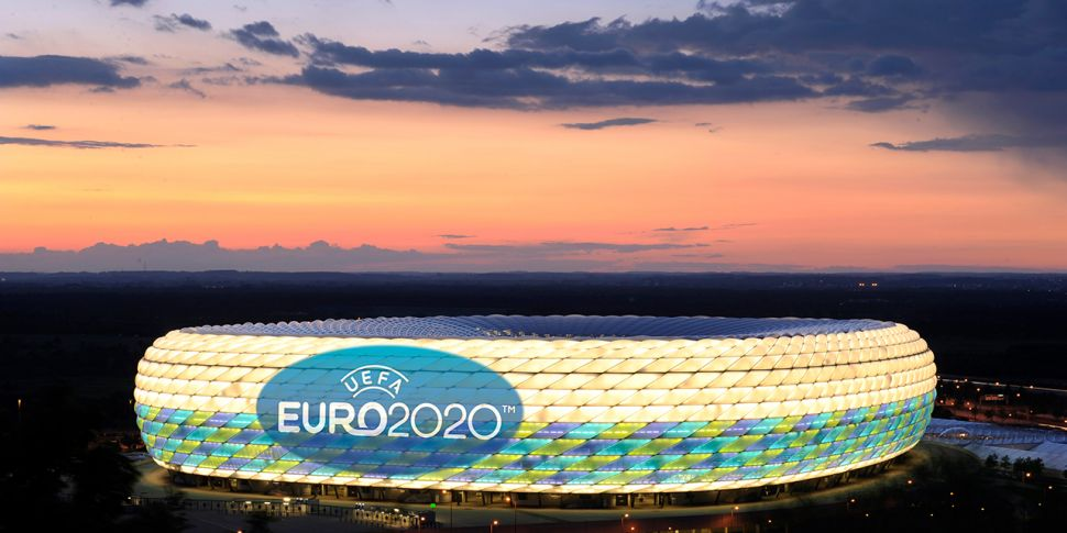 Euro 2020 host cities reported...