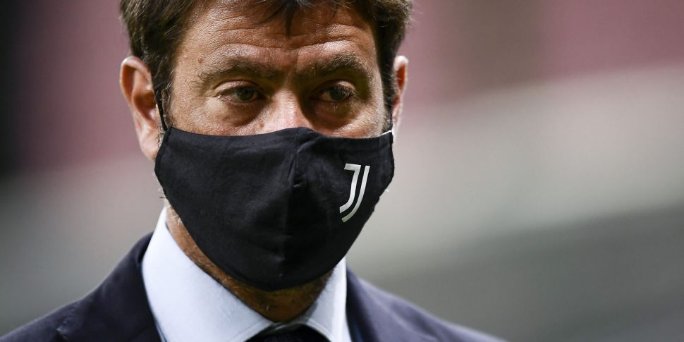 Juventus, Barcelona and Madrid...