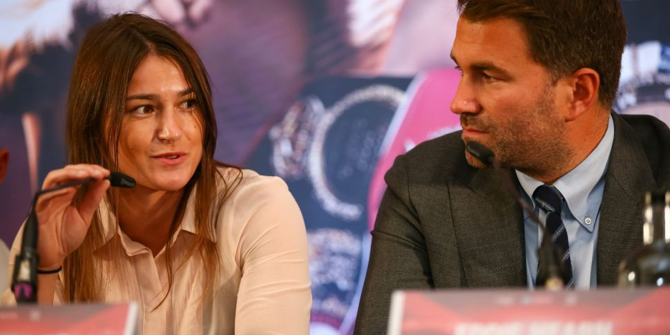 Katie Taylor set for DAZN move...