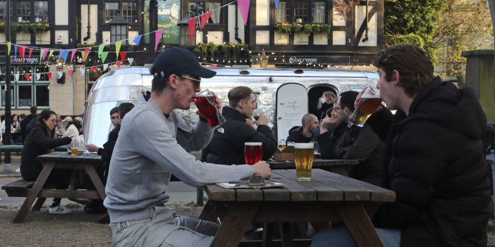 Should beer gardens open at th...