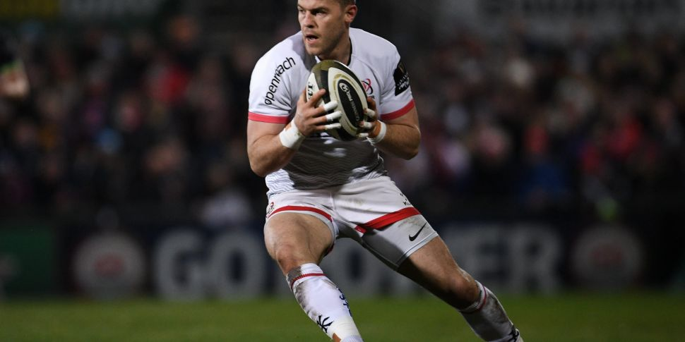 Ulster return for Addison as H...